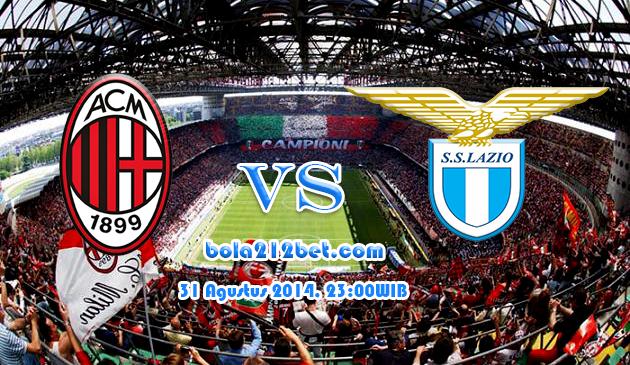 Prediksi Bola - AC Milan VS Lazio stadion San Siro