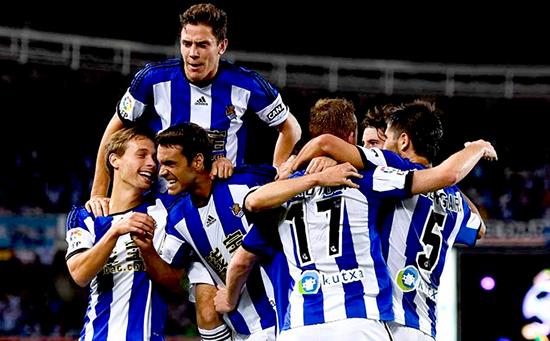 La Liga Spanyol - Seperti Singa Lapar, Sociedad Menerkam Habis Real Madrid