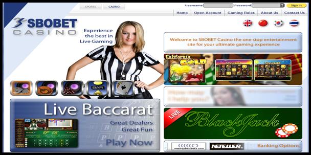 Agen Sbobet Casino Online Terpercaya - AgenSbobet888